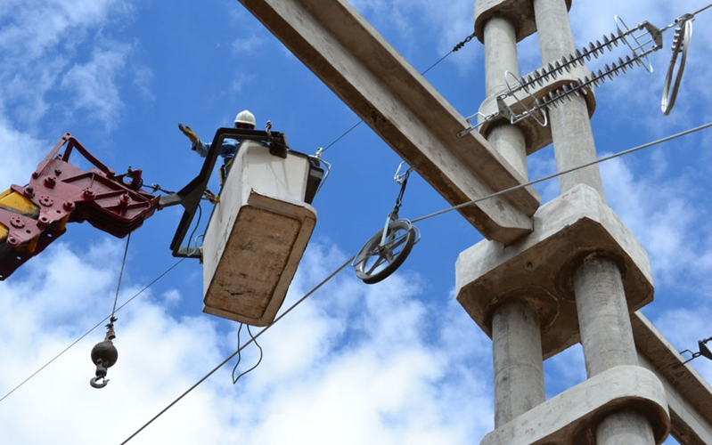 Cortes de luz preventivos para la semana en Luján