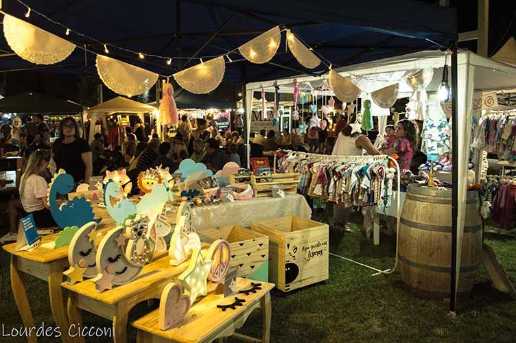 Vuelve Feria Calia a Luján de Cuyo