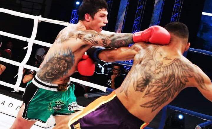 La academia de Kick Boxing de Luján que se posiciona en Mendoza