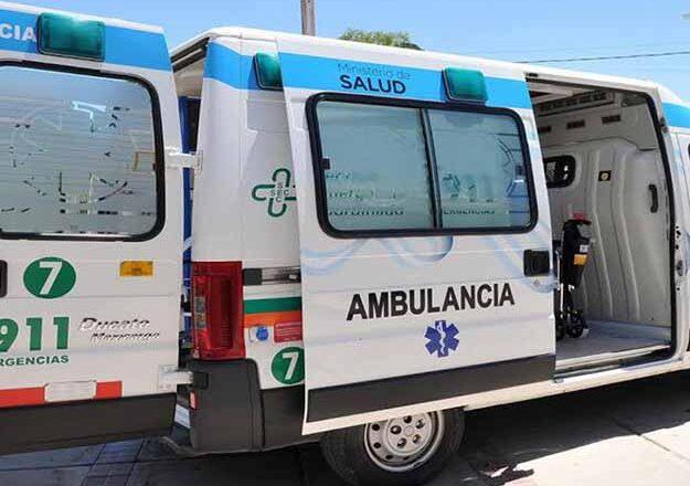 Una mujer está grave tras ser atropellada por un colectivo en Luján
