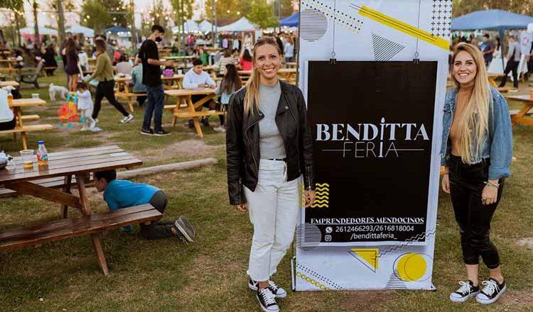 Benditta Feria se presenta en Luján