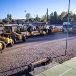Luján de Cuyo posee el equipamiento de asfalto más importante de la Provincia