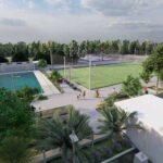 Renovarán el Polideportivo de Carrodilla