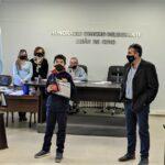 El HCD de Luján se sumó a los festejos por el 166 aniversario