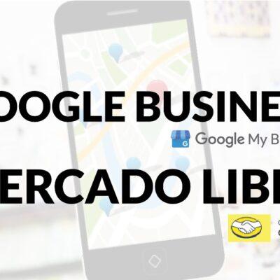 Capacitan en Mercado Libre y Google Business